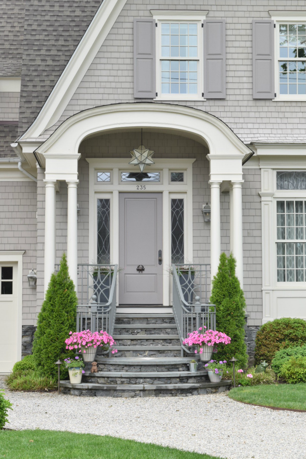 New england homes exterior paint color ideas nesting with grace - Home exterior painting ...