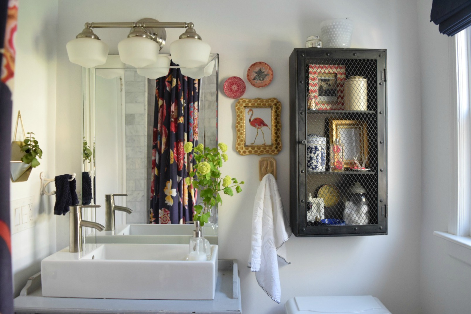 Small Bathroom Ideas And Solutions In Our Tiny Cape