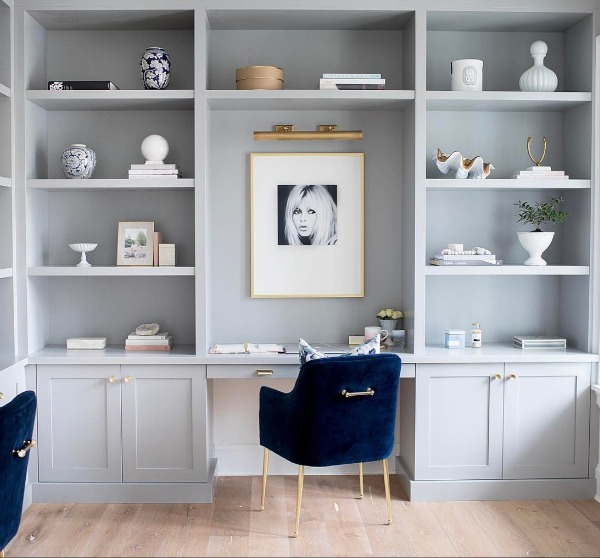 Coventry Gray Benajmin Moore- Favorite Gray Paint