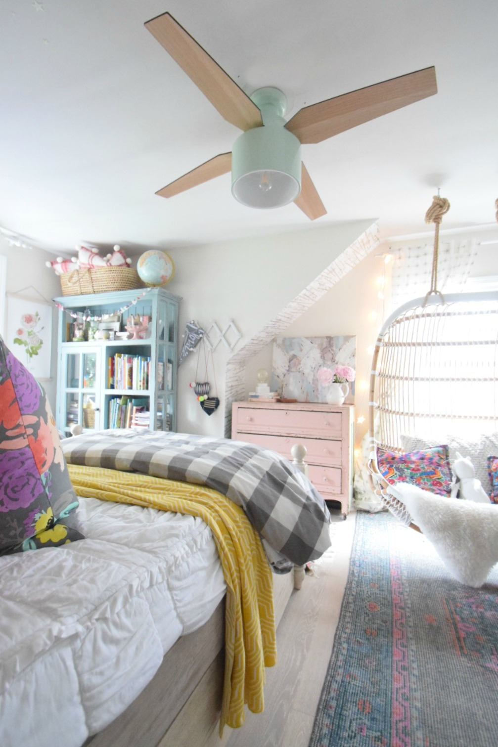 Modern And Stylish Ceiling Fans  Bedroom Ceiling Fan Update