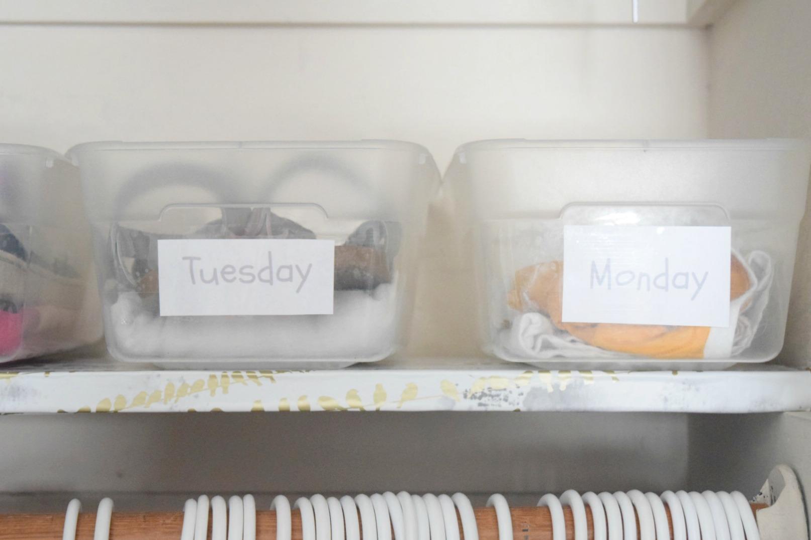 Back To School- THREE Tips that keep mom SANE!