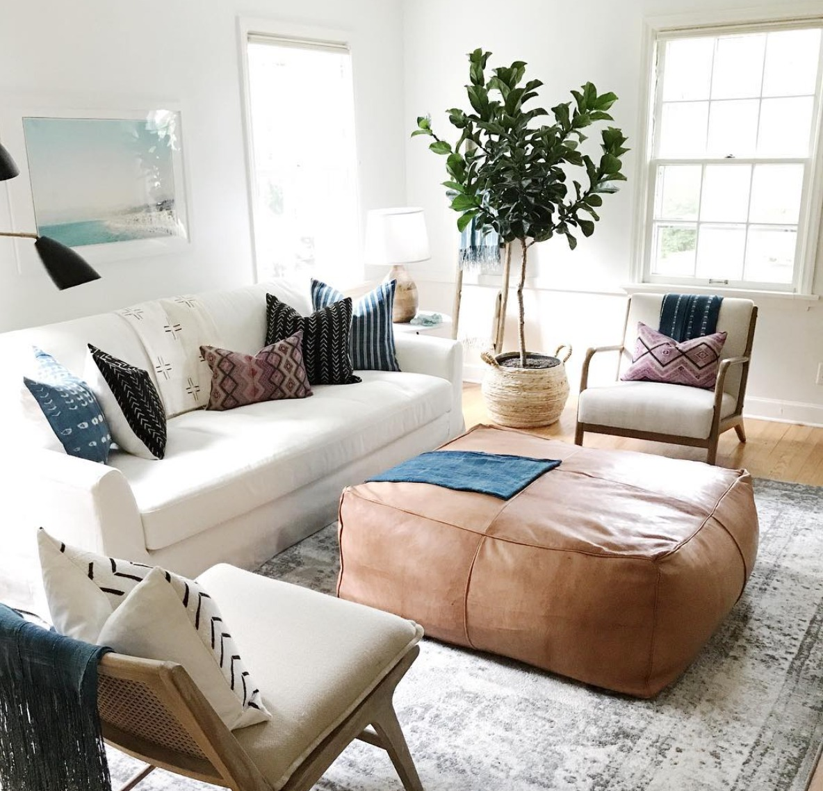 Pillow Trends with Pictures- Mud Cloth Pillows
