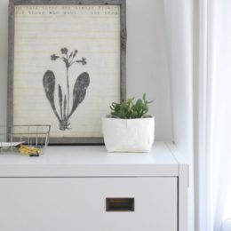 Maximize A Small Space with a Secretary Desk