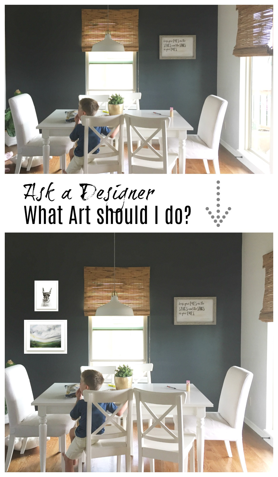 Ask a Designer Series...What Art would you do?