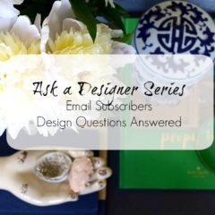 Ask a Designer Series- Email Subscribers Design Questions Answered!