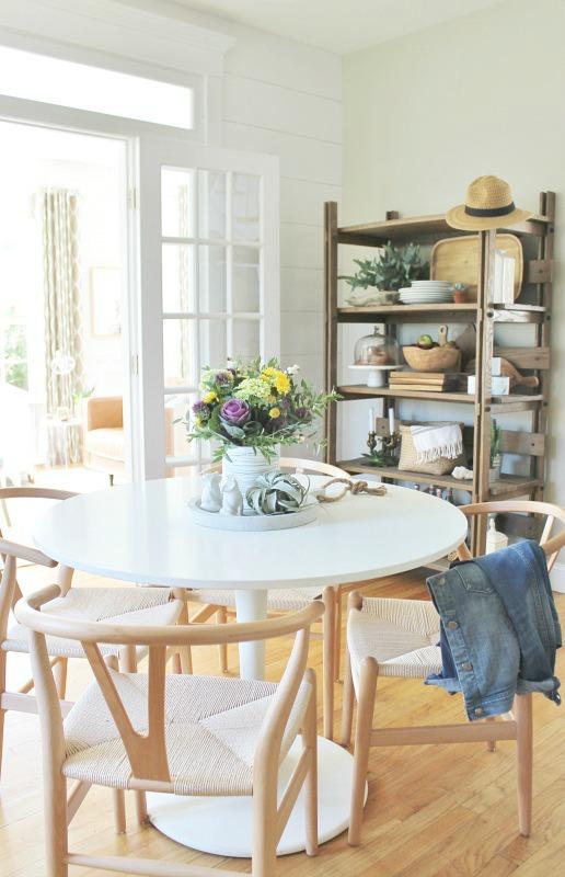 Fall Table Setting Ideas- Home Tours