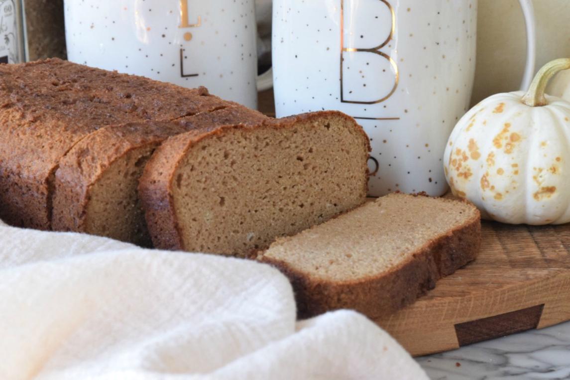pumpkin bread gaps diet