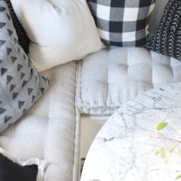 Cushions for Banquette and Window Seat- Best Online Sources