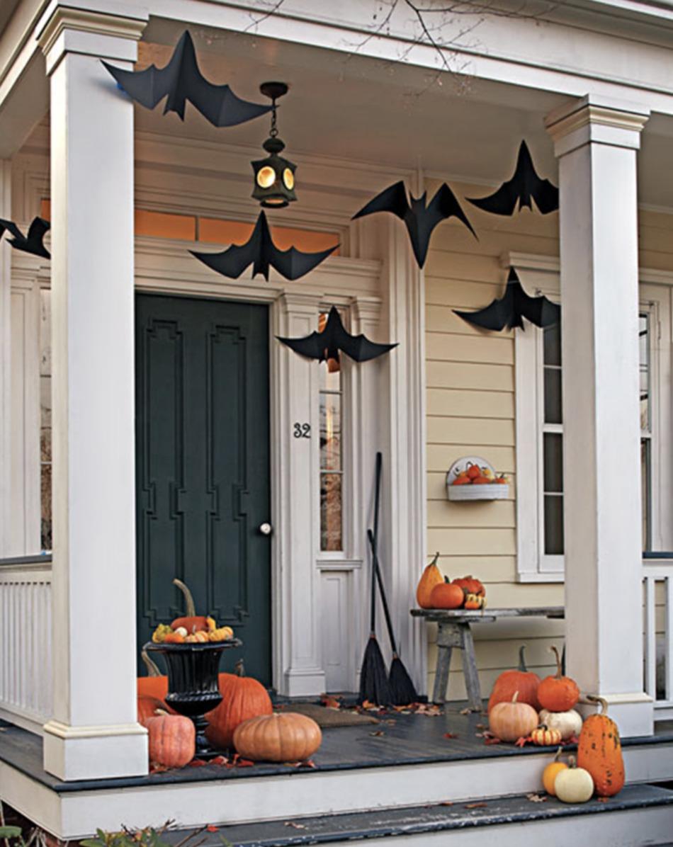 Halloween Decor Tastefully Done
