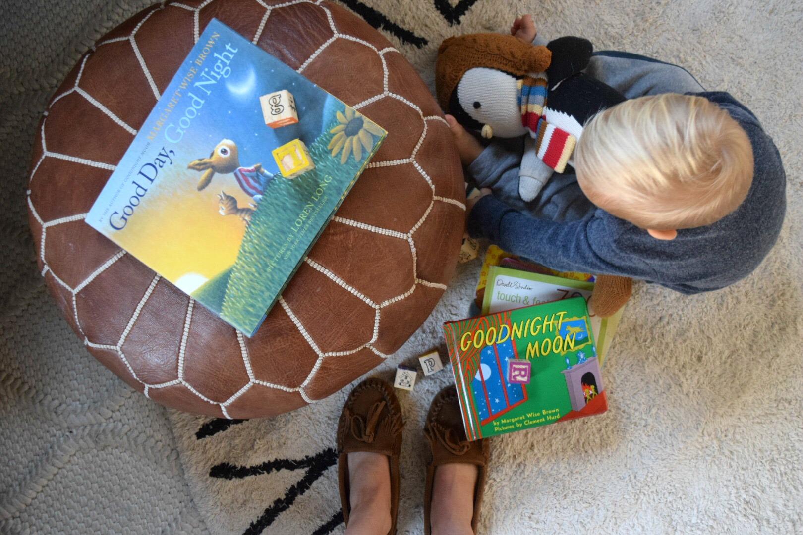 19 month Old Schedule Sleep Schedule with Good Day, Good Night Childrens Books