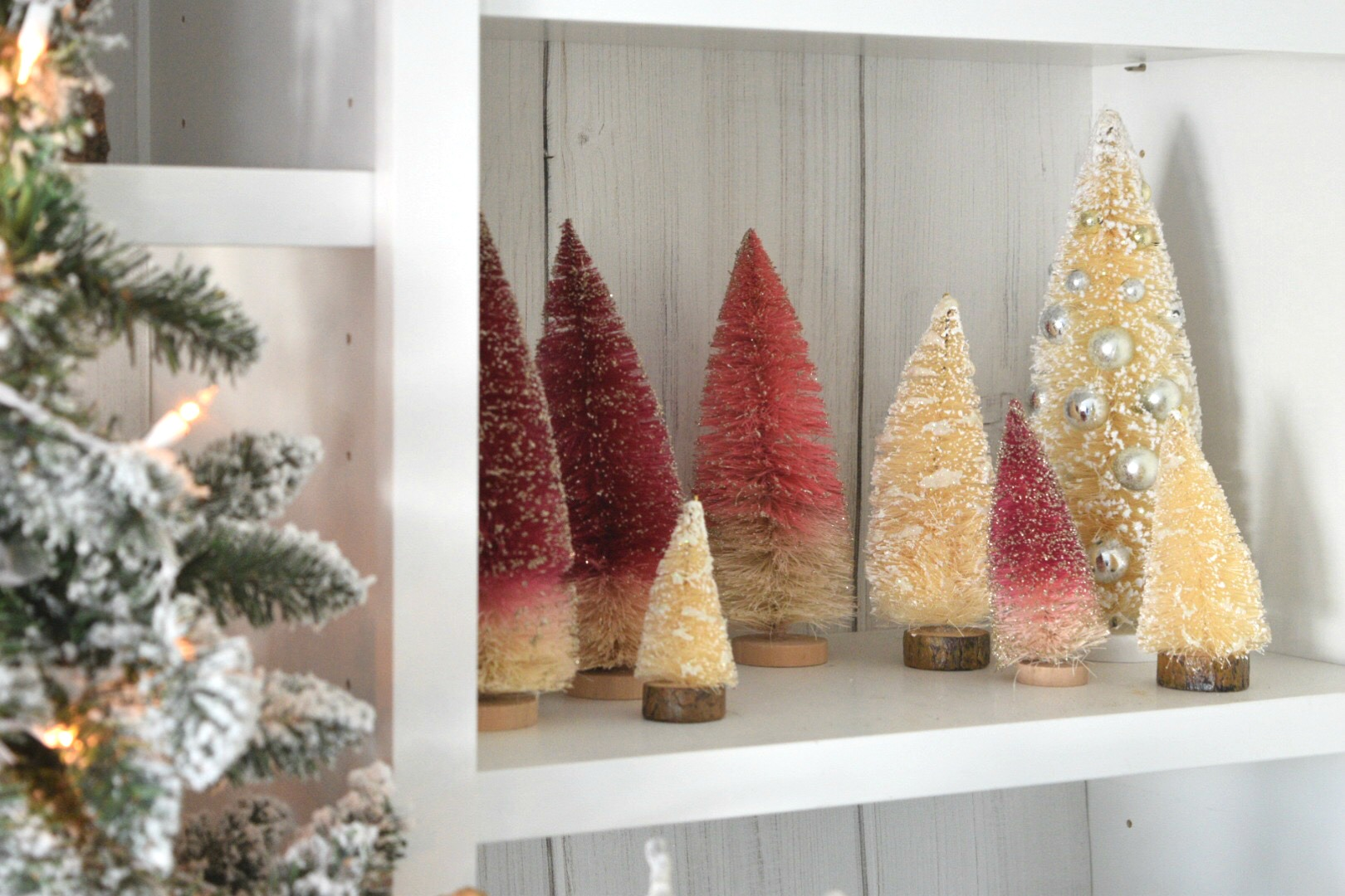 Christmas Tree Decor- in our Small Family Room