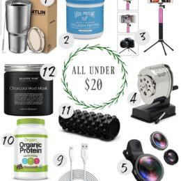 Gift Guide for White Elephant Game (not gag gifts) and Cyber Monday Deals