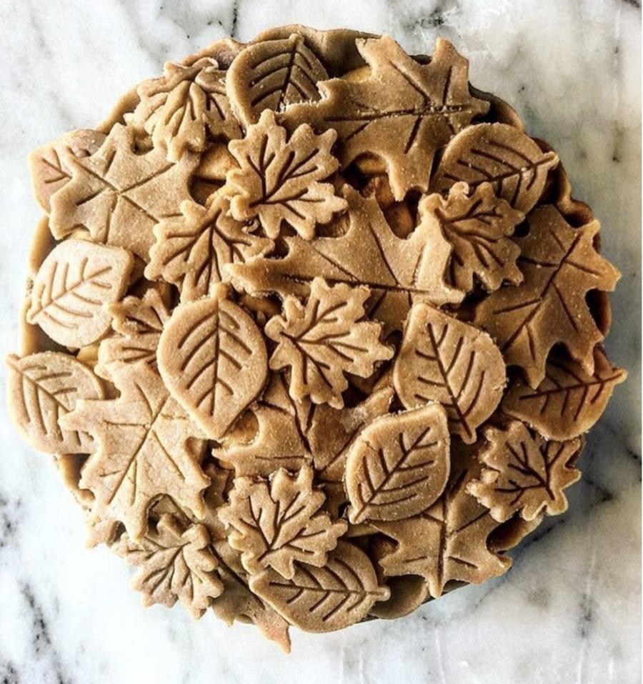 Fall Pie Idea for Thanksgiving- Paleo Pot Pie