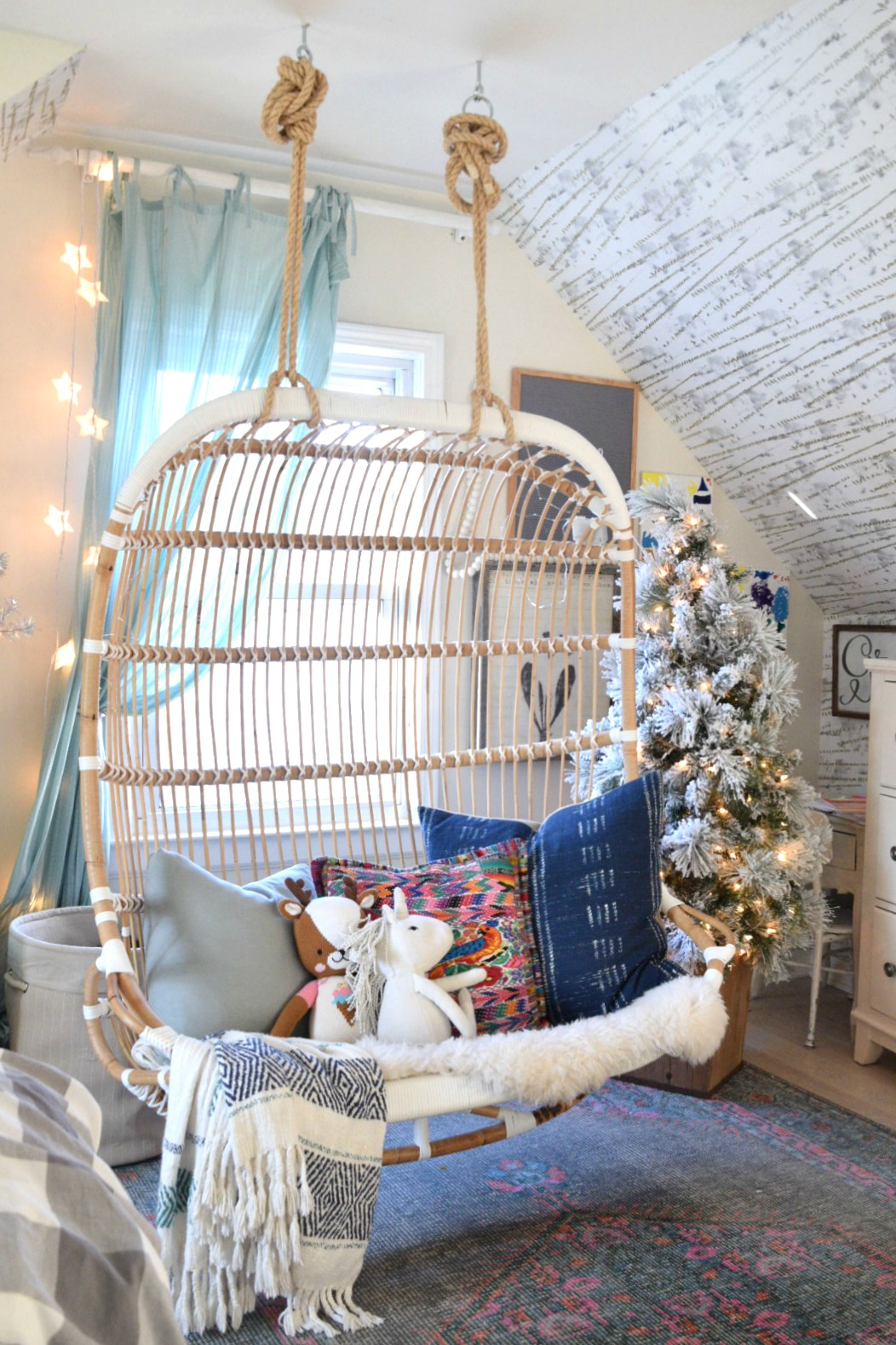 Double Hanging Chair- Amazing Price!