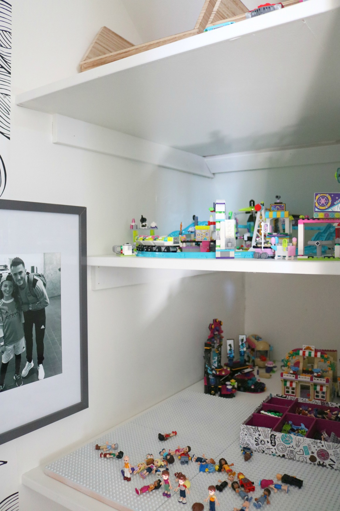 Lego Storage Solution Before And After Of Our Lego Quot Room