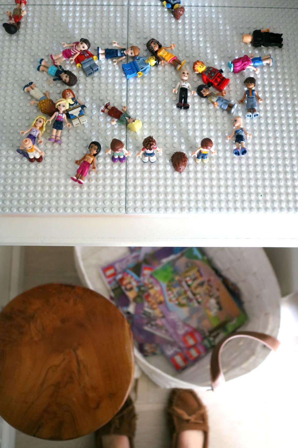 Lego Storage Solution- Small Space Closet 11