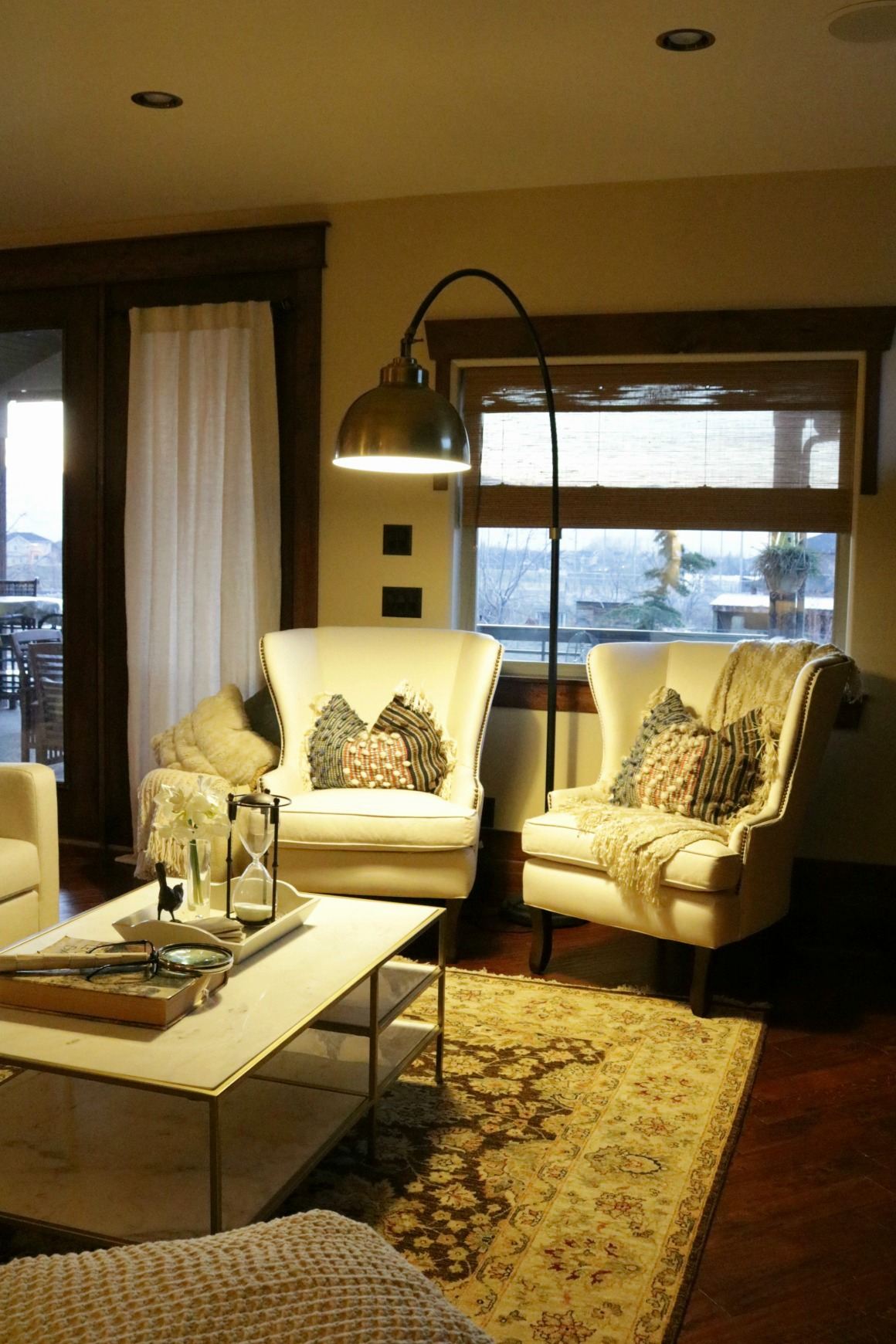 AFTER- Bright and Light Family Room from Dark
