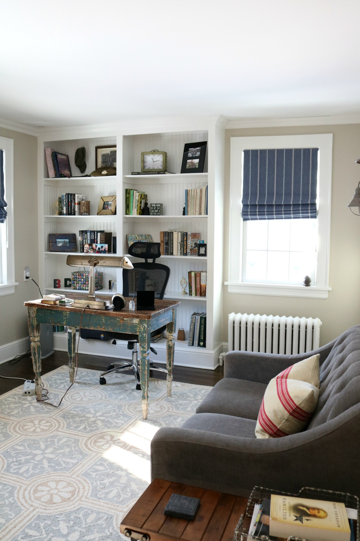Home Tour this Charming 1920's New England Home