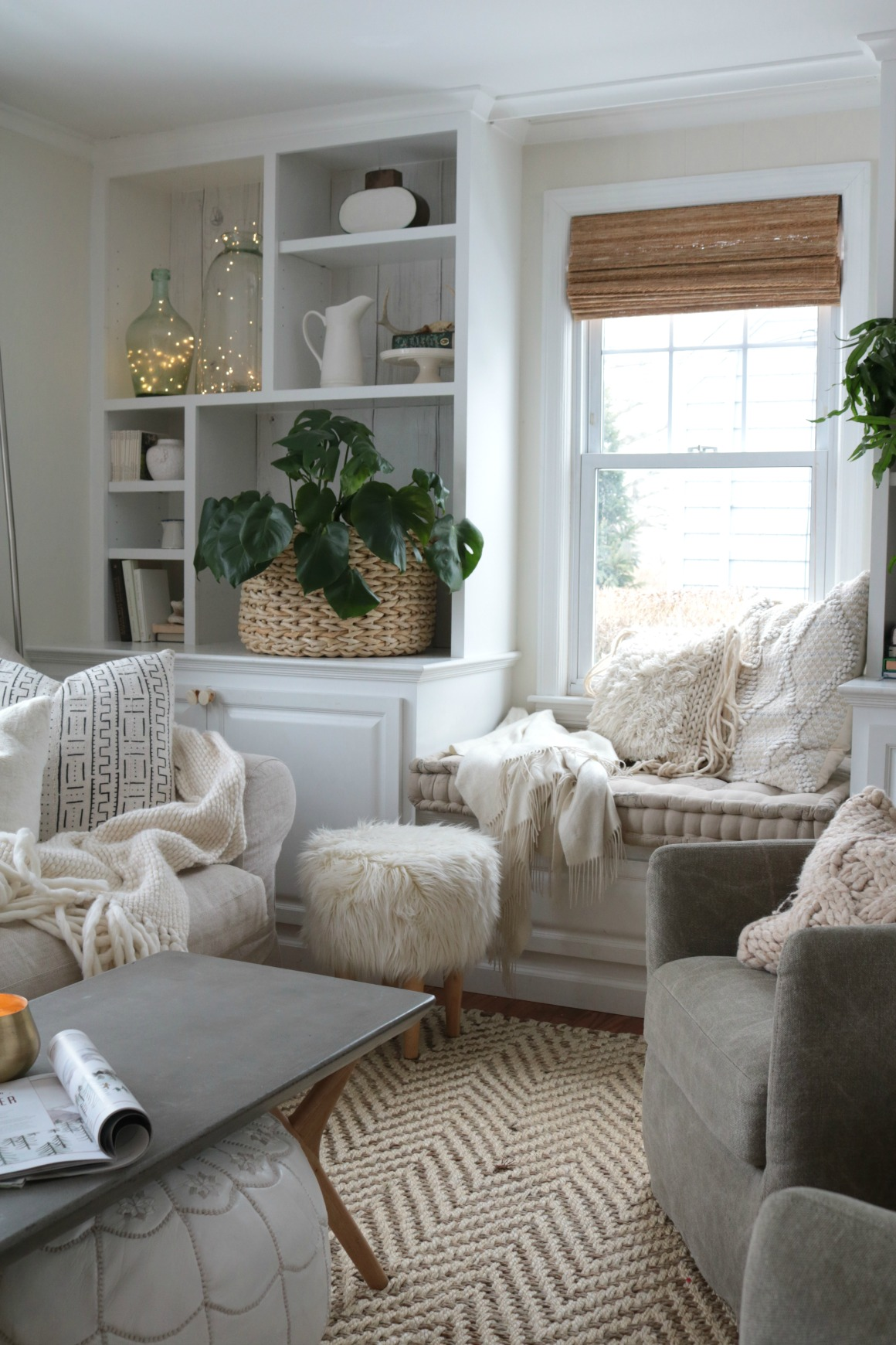 How to have a cozy home 4 simple tips nesting with grace for Creating a cozy home