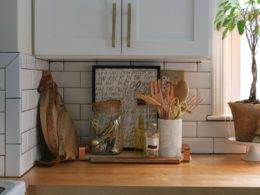 Top Questions in our Kitchen- Butcher Block, Plants and Cutting Boards