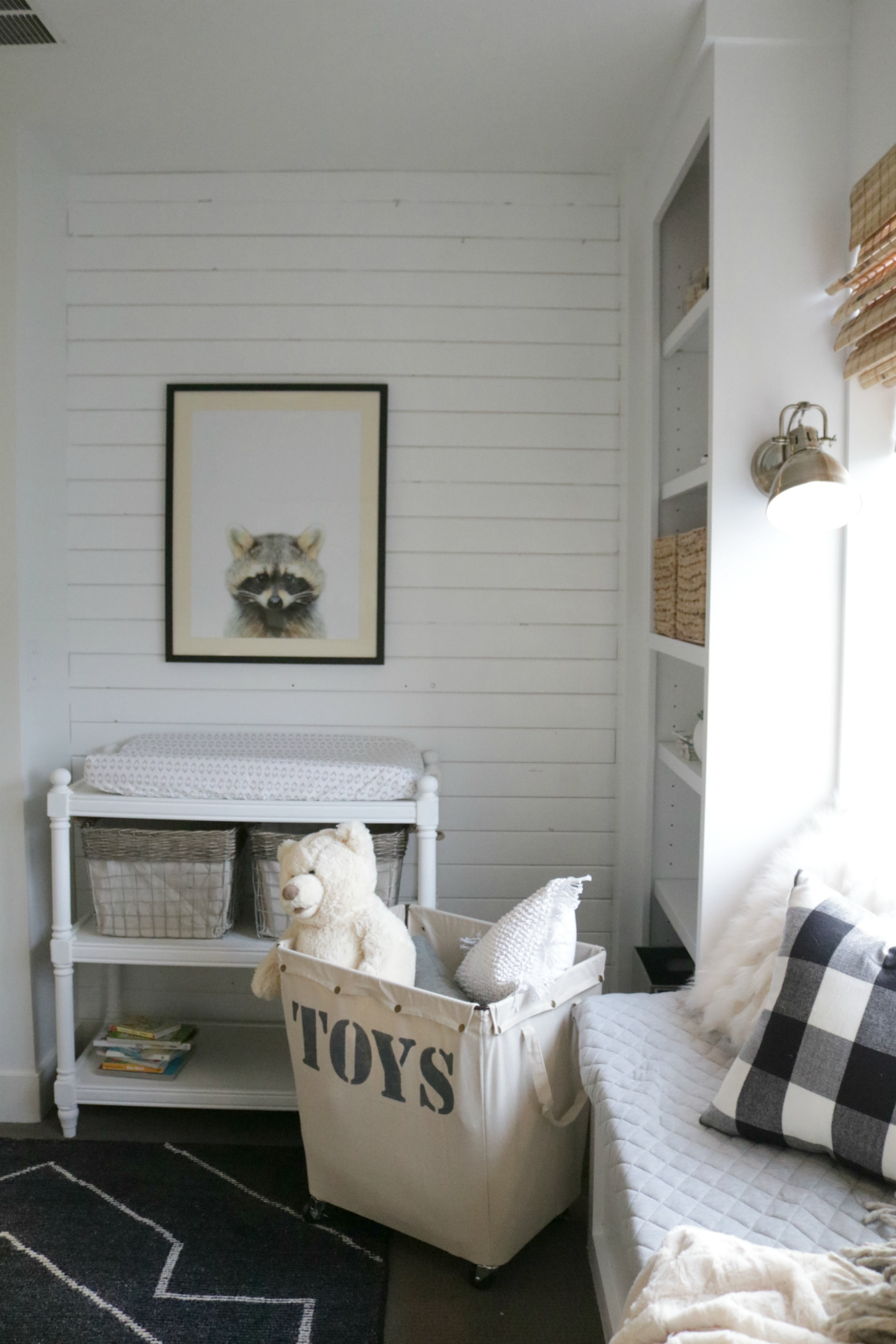 Shiplap Wall Tutorial for under $60