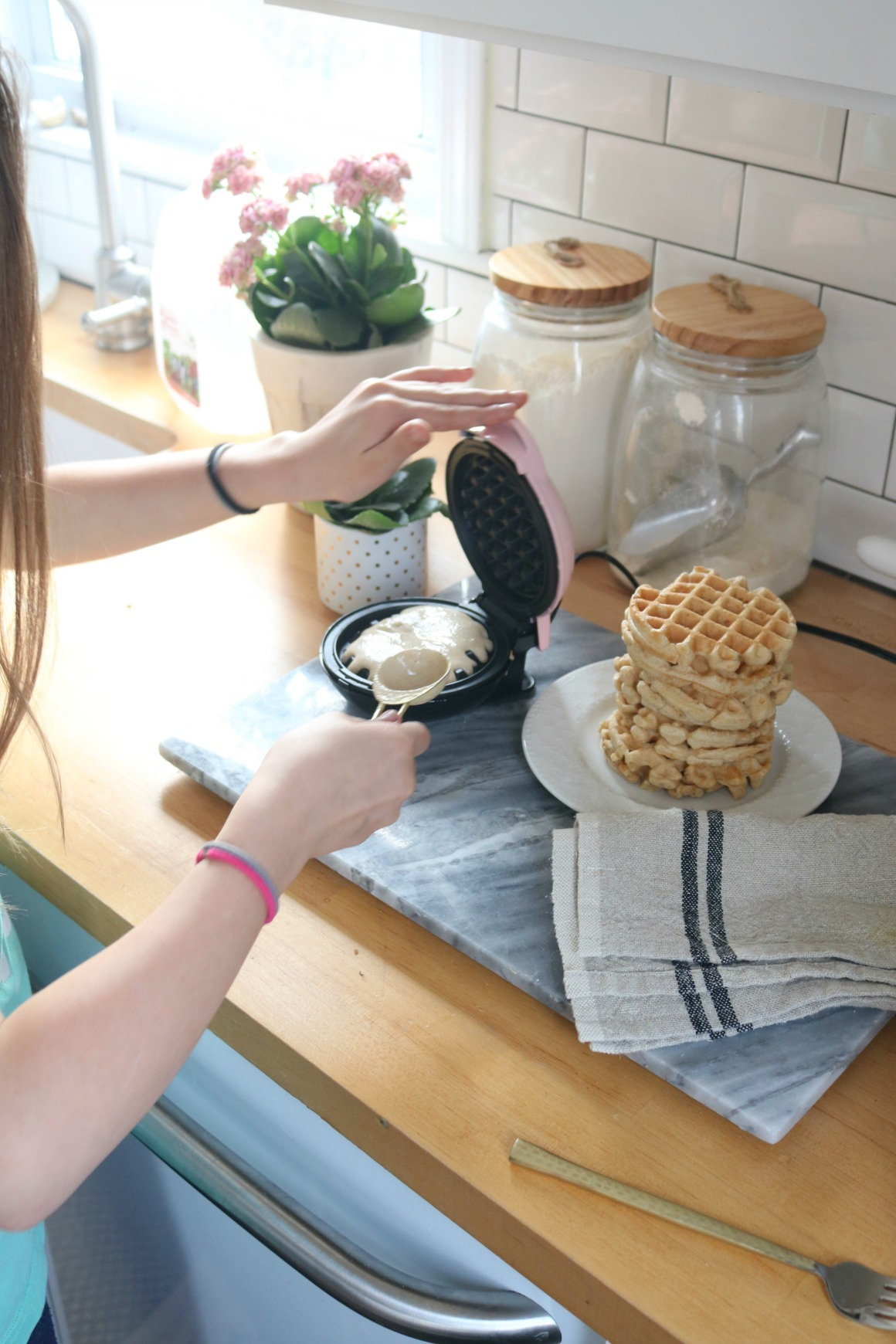 Friday Favorites- Mini Waffle Maker- Easter Gift Idea