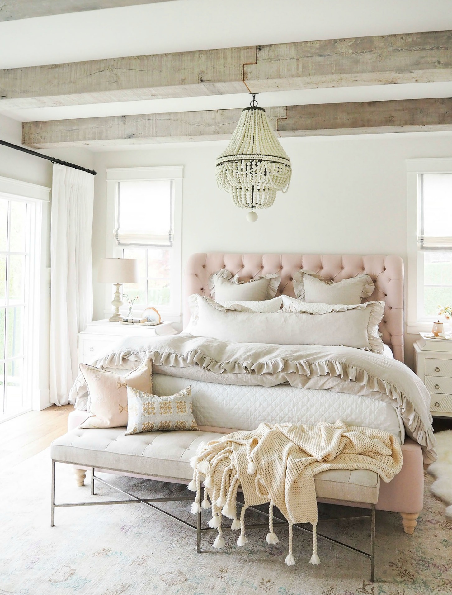 Friday Favorites- King Bedding Tips
