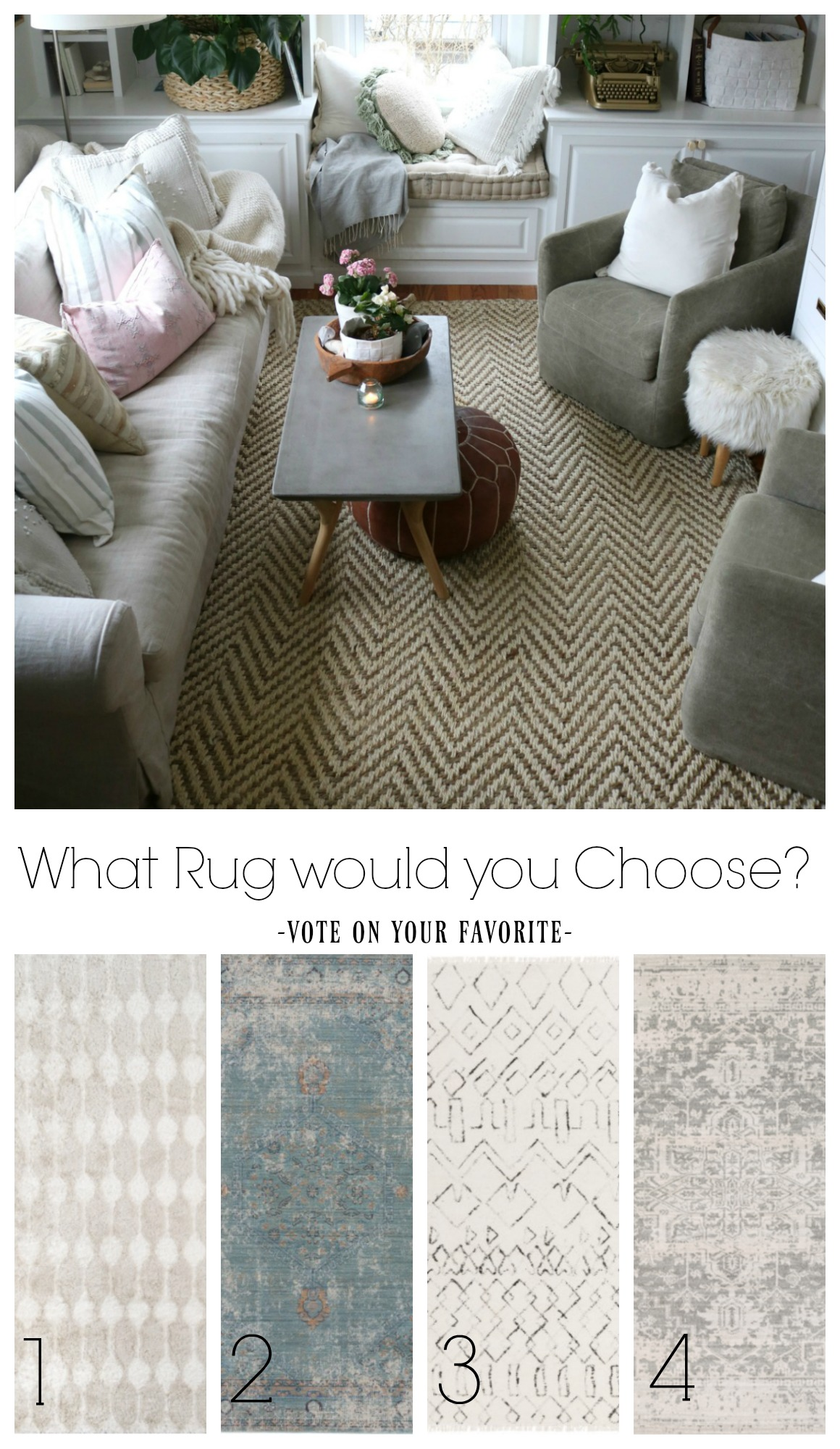What Rug would you Choose?