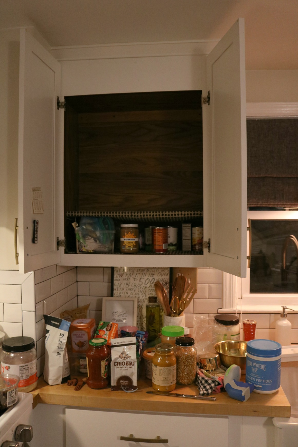 Small Space Living Series Kitchen Cabinets And Organizing