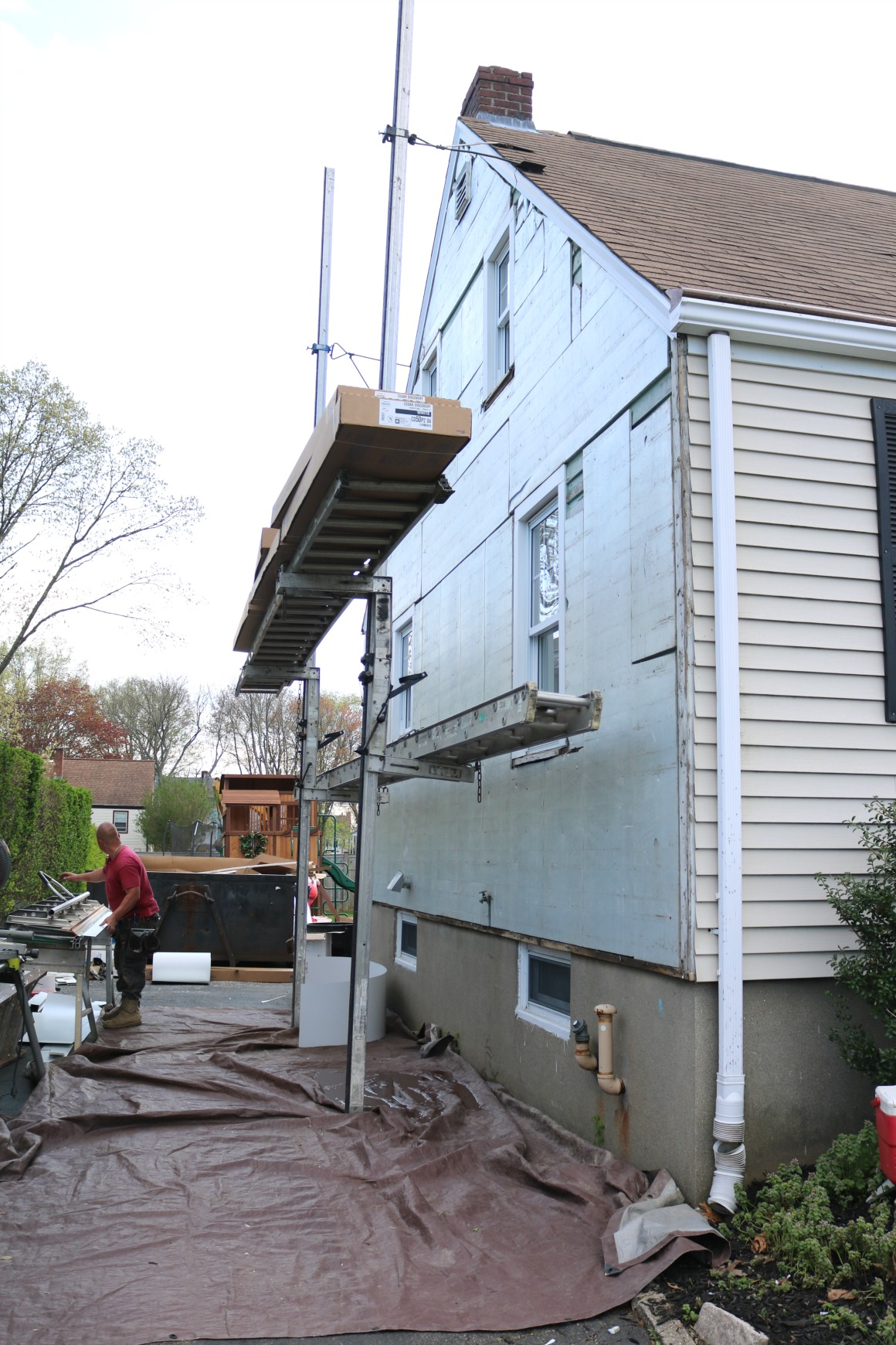Shake Shingles- Exterior Update with Cedar Impressions