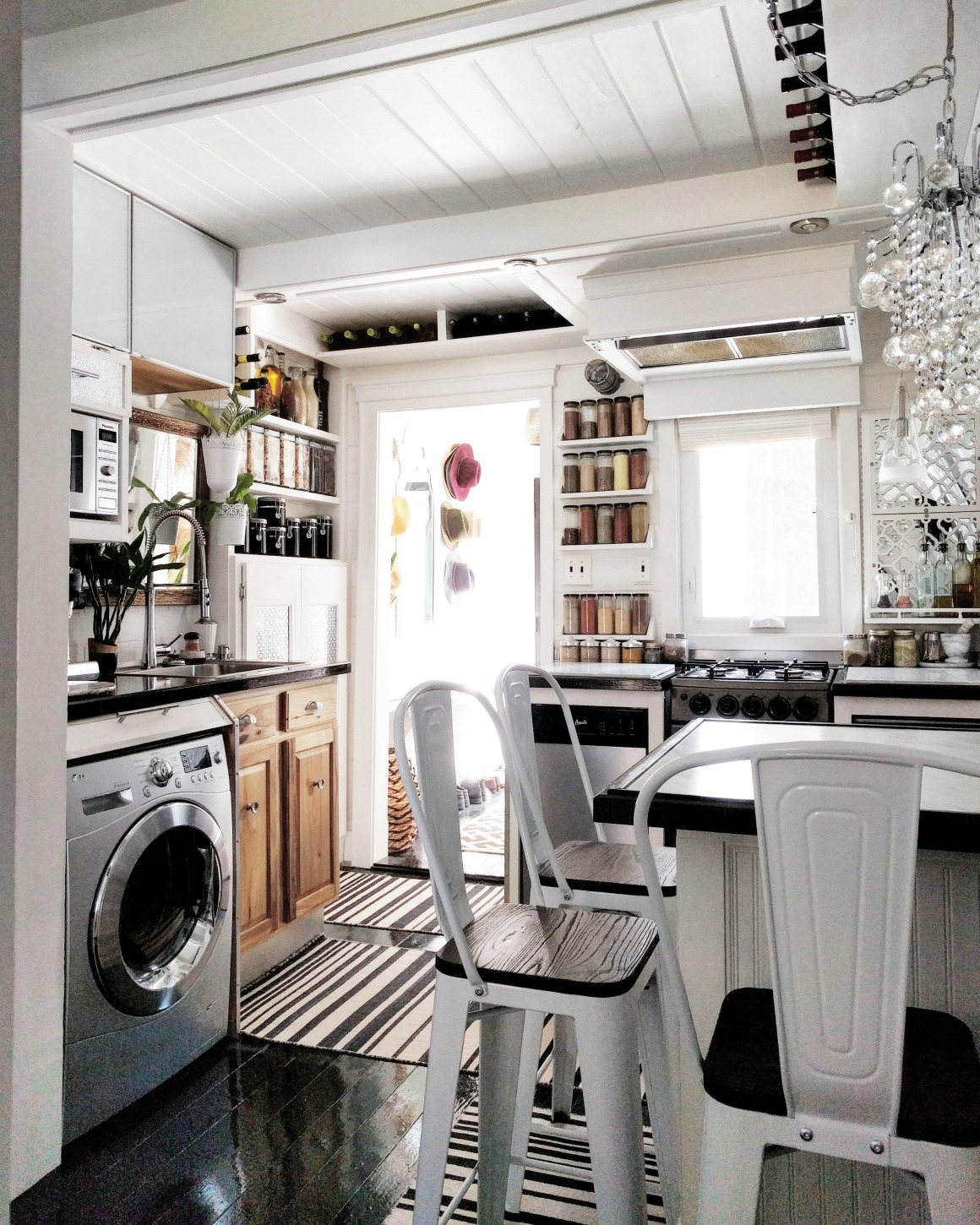 Small Space Living Series- 800 Square Foot Home