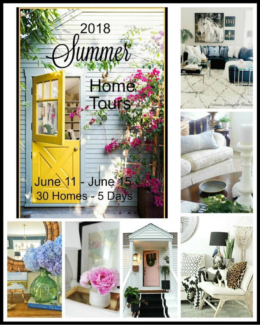 Five Musts for Summer in your Home!