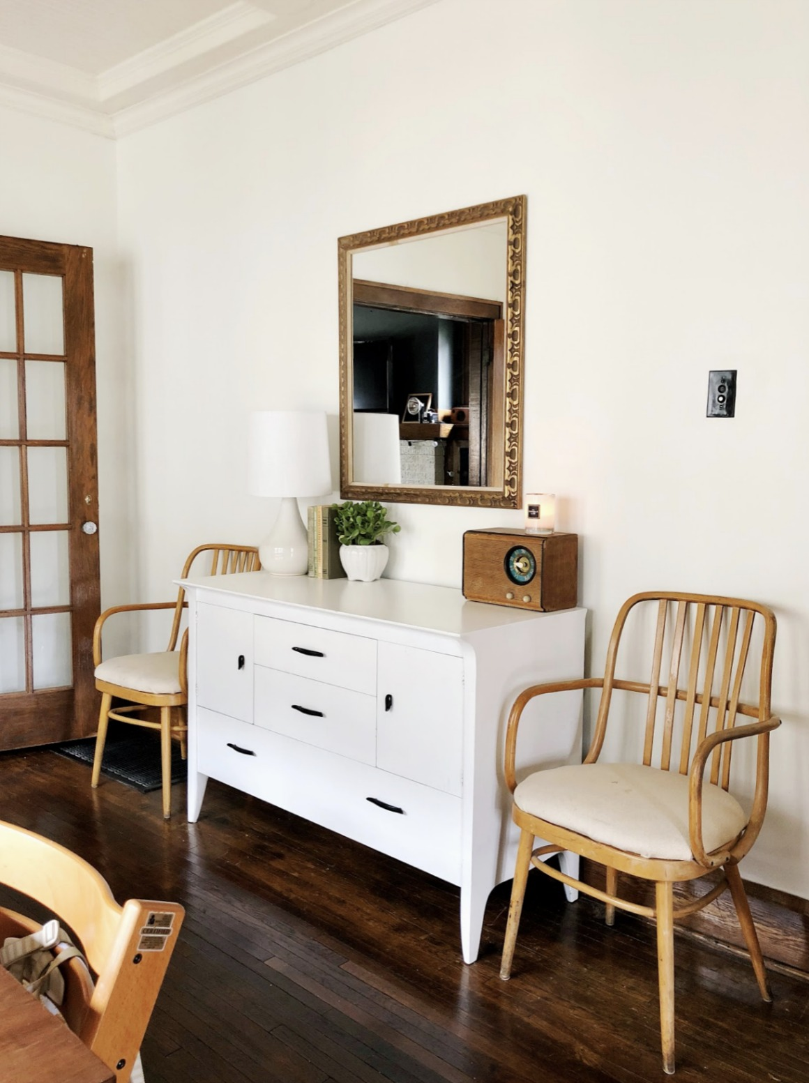 Small Space Living- See inside this Craftsman Style Home