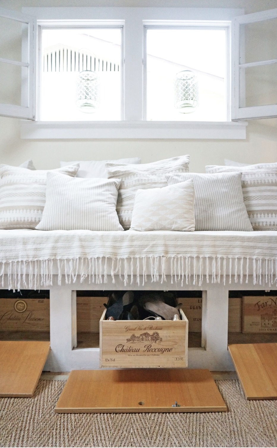 Small Space Living- Organizing Tips