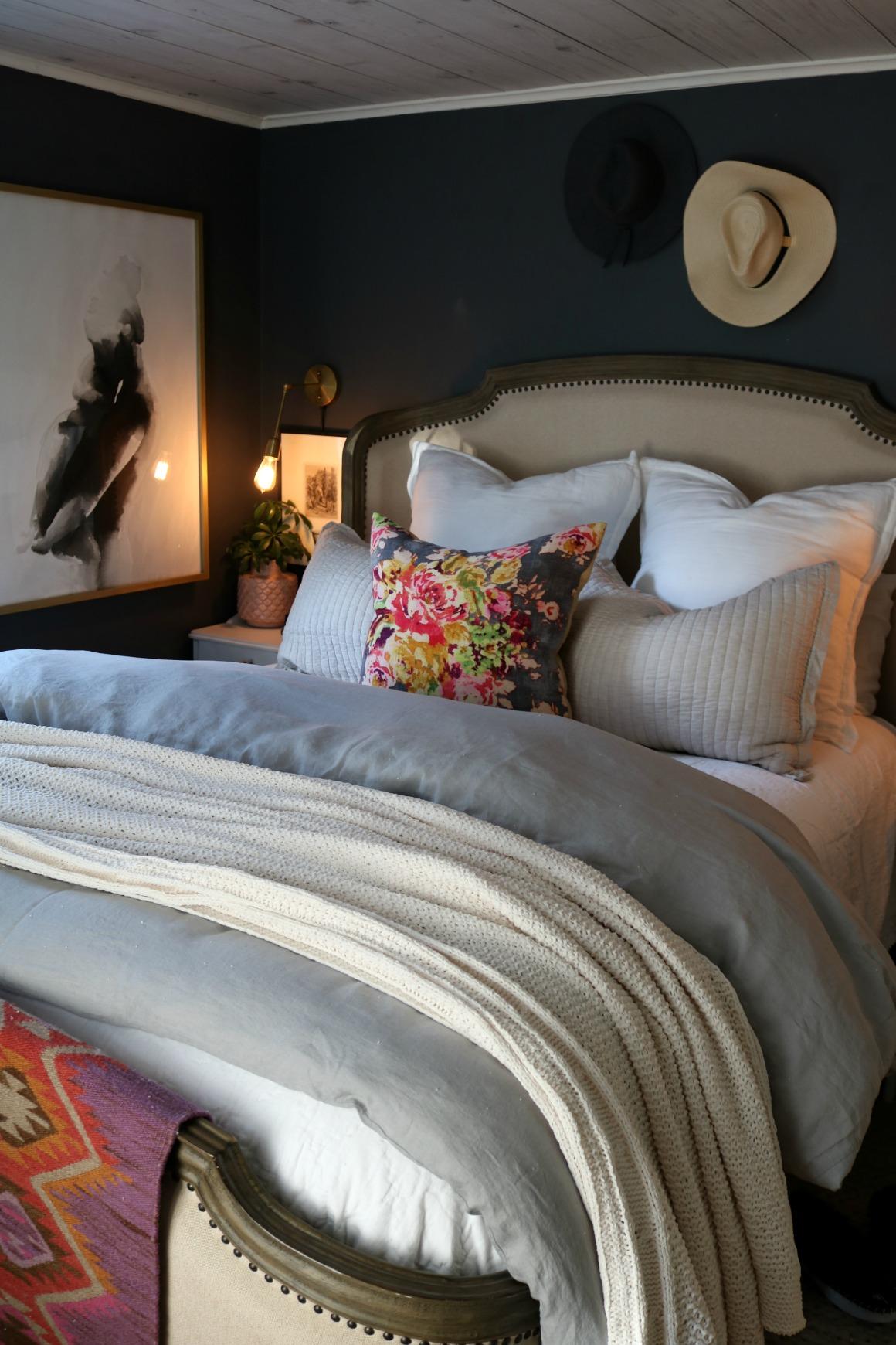 Splurge vs Budget Bedding- Bedding Two Ways