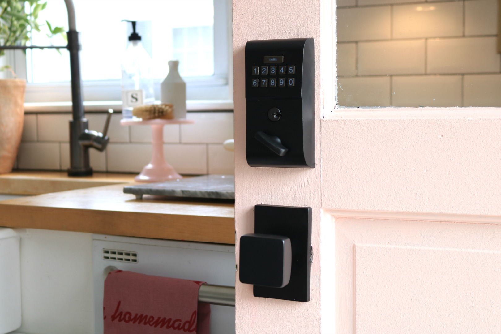 Best Home Purchase- Keyless Entry!