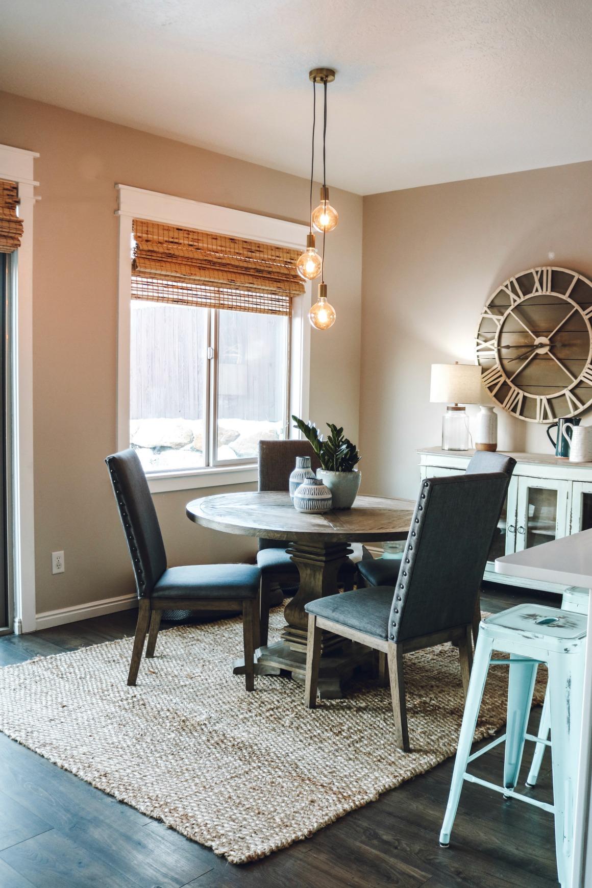 Family Room Makeover- Decorating around a TV