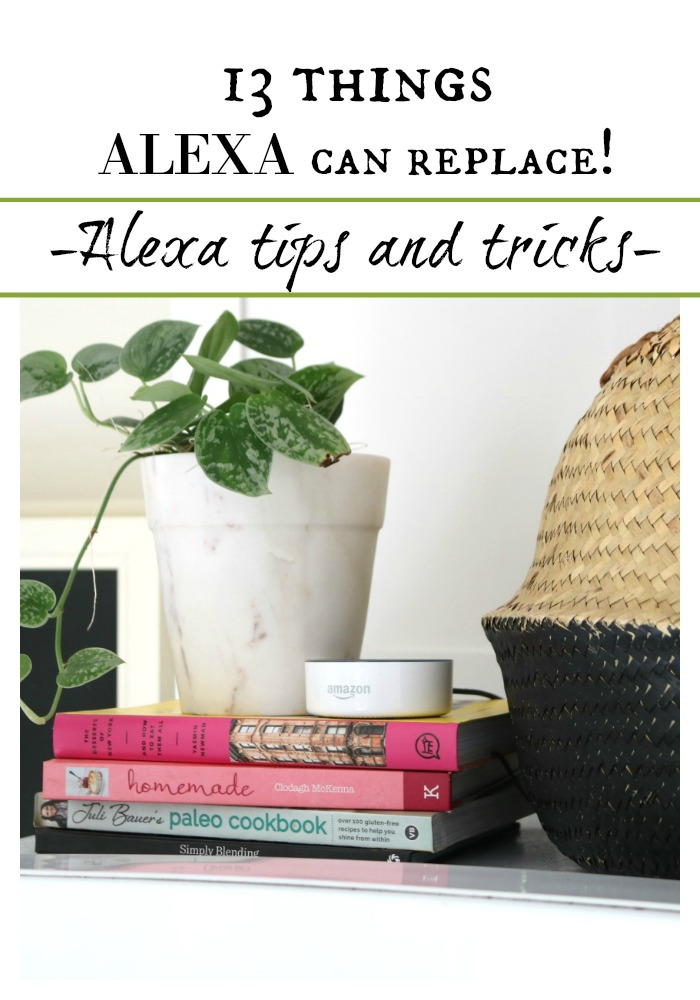 13 Things Alexa can replace in your home! Alexa Tips and Tricks!