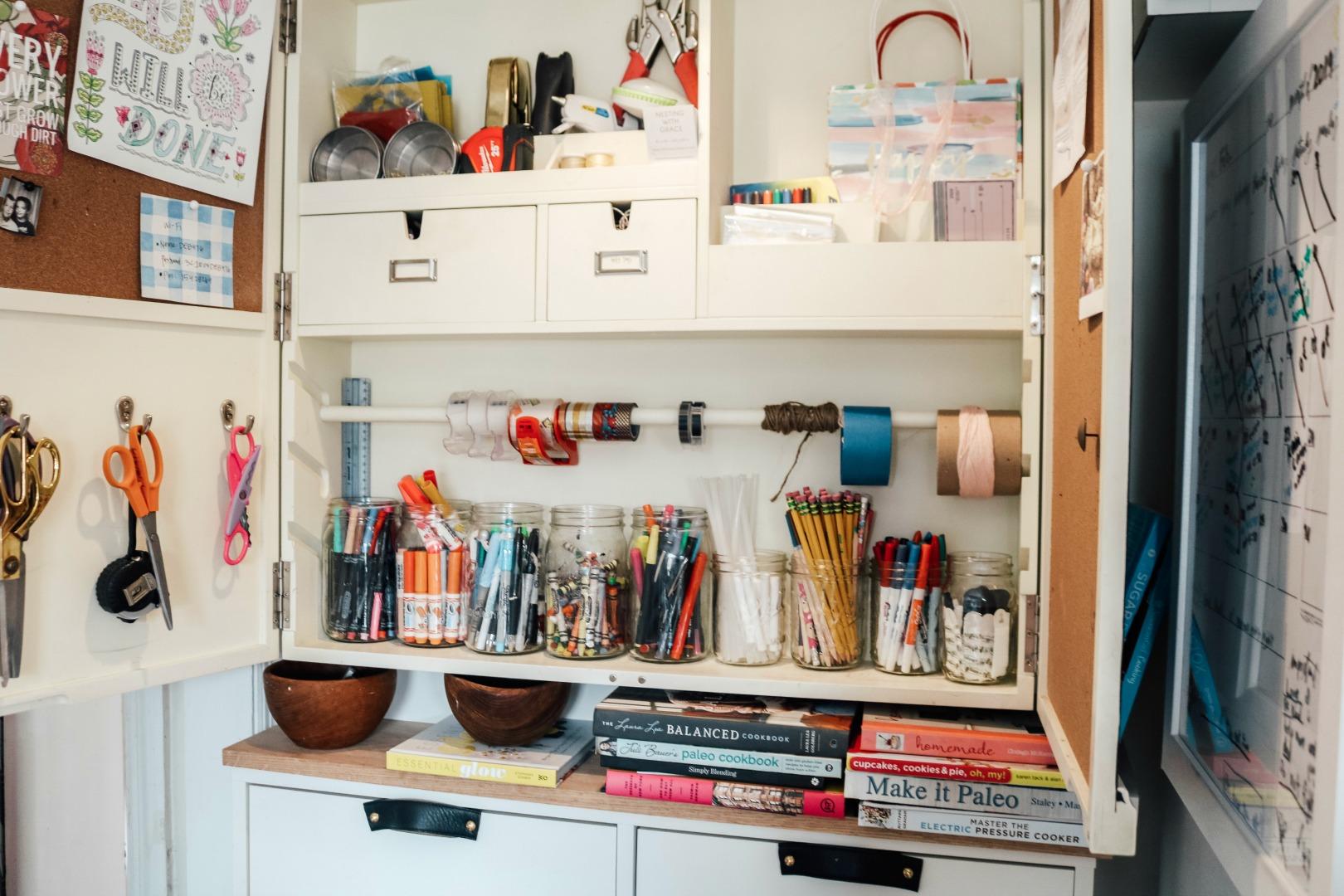 Marie Kondo Office Organizing Tips