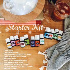 Starter Kit- Essential Oils