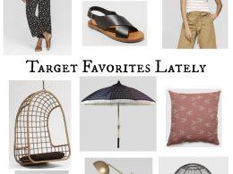 Target Favorites Lately