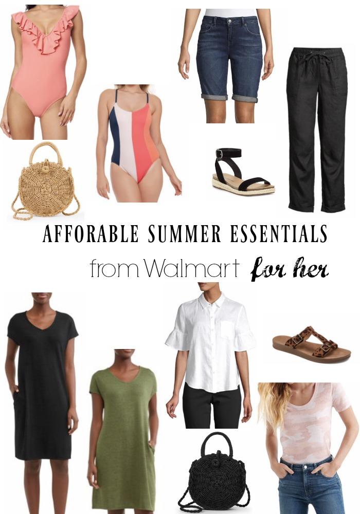 Affordable Summer Essentials