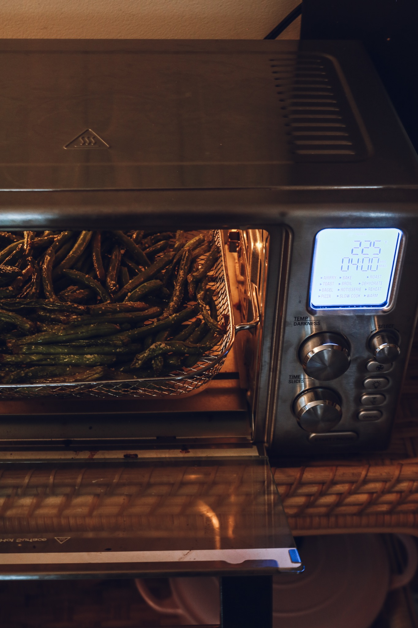 Complete Dinner in the Air Fryer