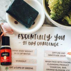 Essentially You Challenge- Essential Oil Challenge