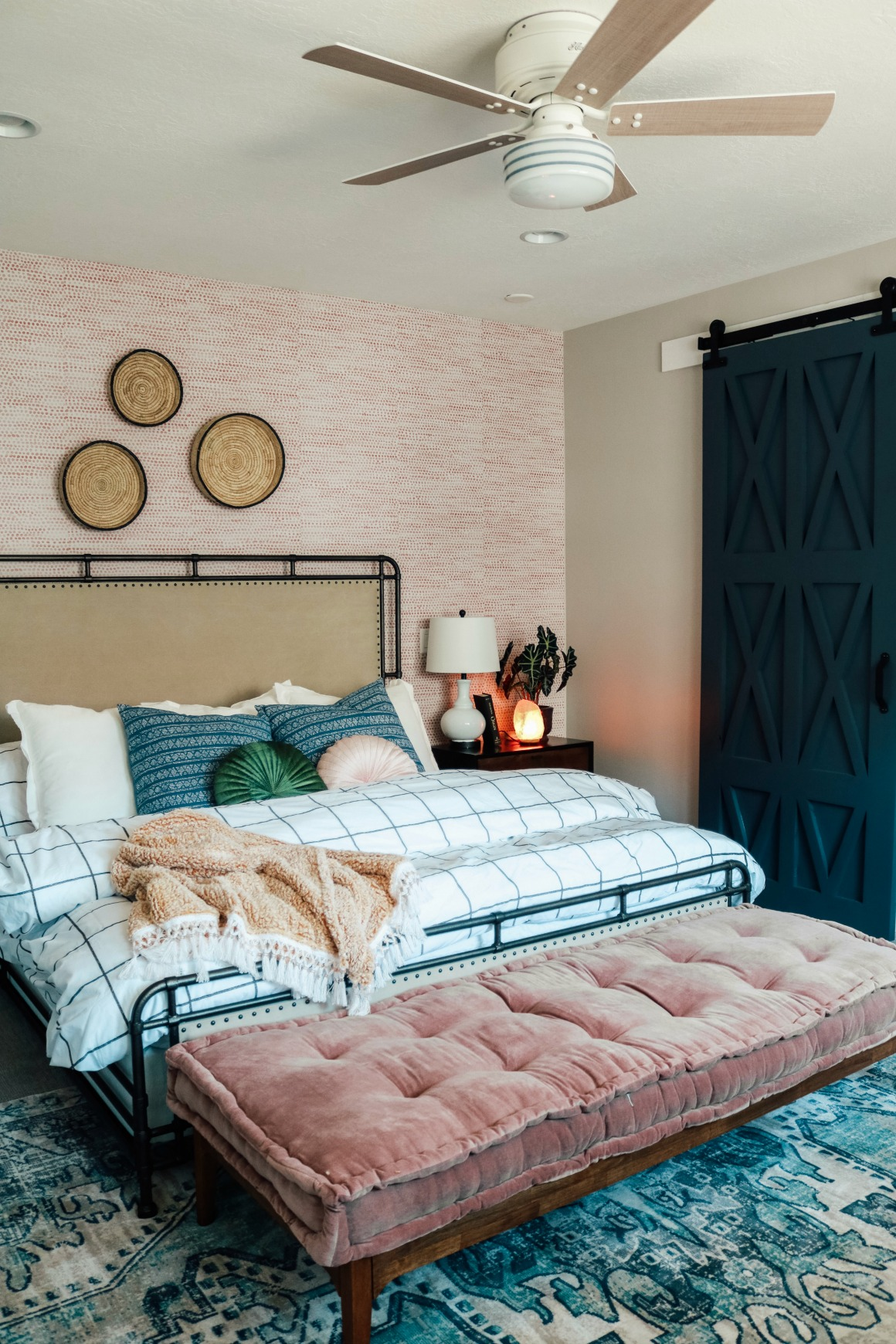5 Simple Changes to Transform a Bedroom