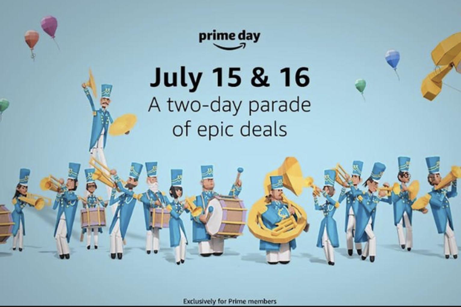 Amazon Prime Day- Favorite Things