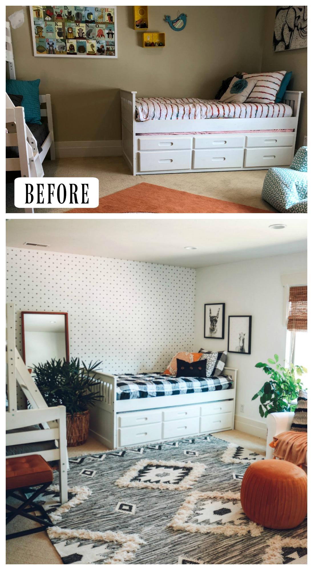 Grandkids Bunk Bed Room