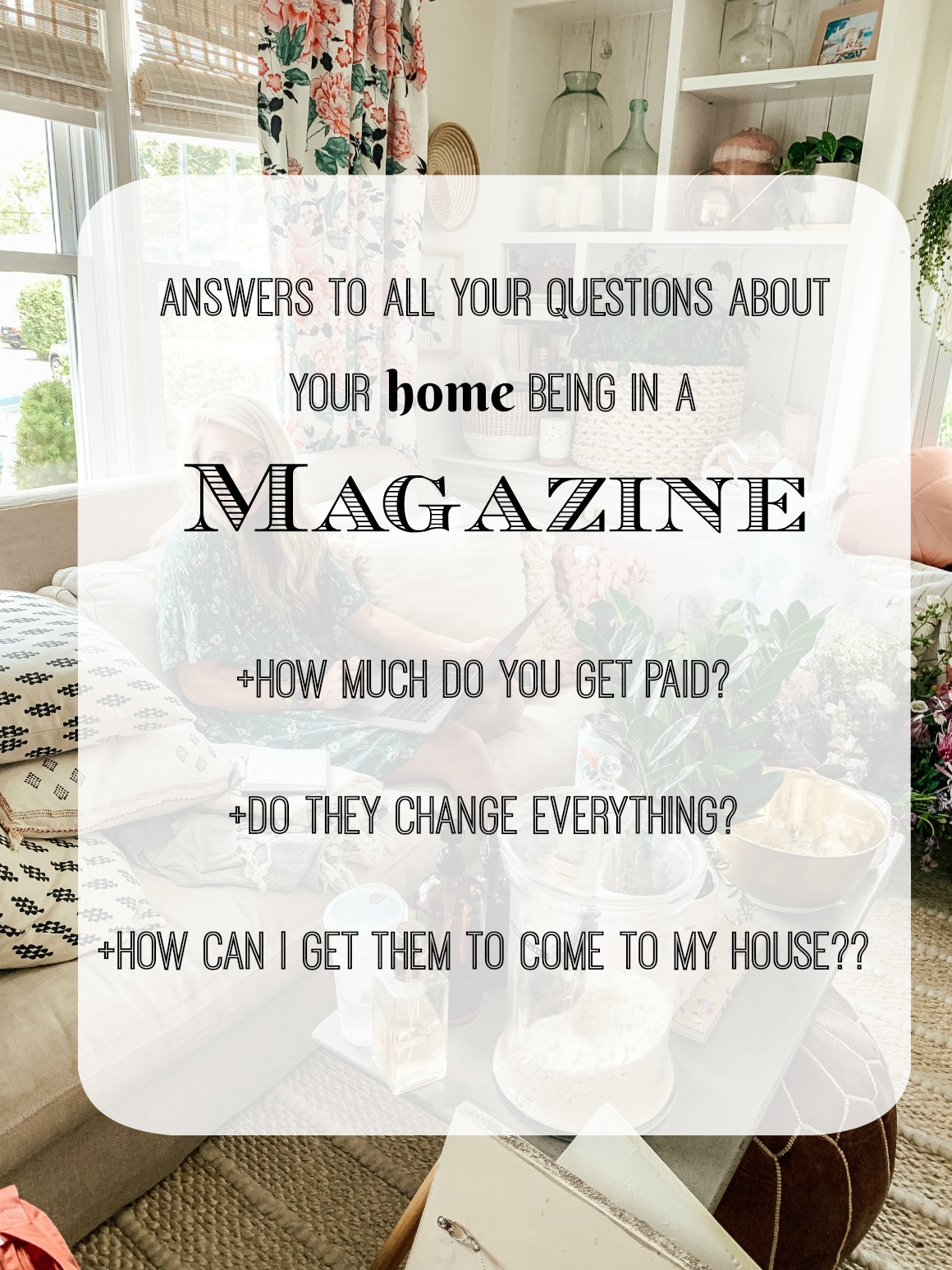 How to get in a Magazine and Do you get paid??