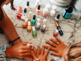 The BEST toxic-free Nail Polish