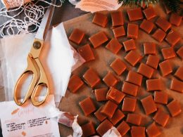 Easiest Caramel Recipe and Printable